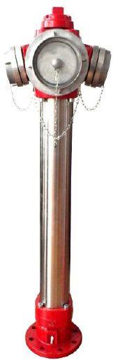 EFEKT hydrant nadziemny DN100 pojedyncze zamknięcie TYP A oferta cena cennik storz EN14384 CPR-14384
