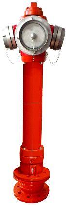 EFEKT hydrant nadziemny DN100 podwójne zamknięcie TYP A KULOWY kula żebrowana kula zbrojona DIN 3547-T1 elastomer POM tłoczysko tłok grzybek cena cennik ofera katalog din storz nasada aluminiowa hydrantu pokrywa hydrantu