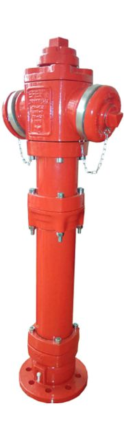 EFEKT hydrant nadziemny DN80 ŁAMANY TYP C