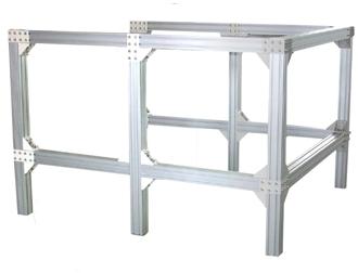 light aluminium contstucions